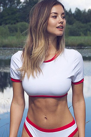 German Model Nicola